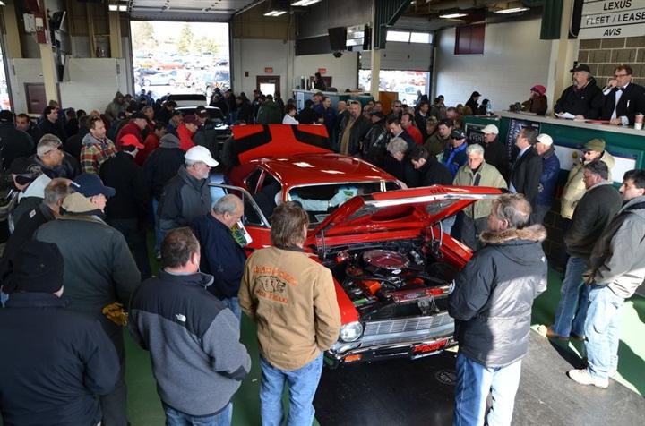 Manheim Car Auction: Manheim Pennsylvania Hosts Spring 'Xtreme' Auction