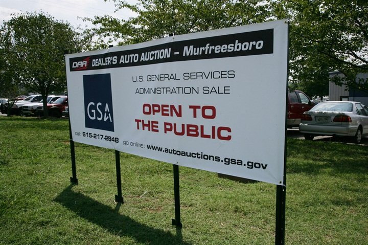 Gsa Auto Auction