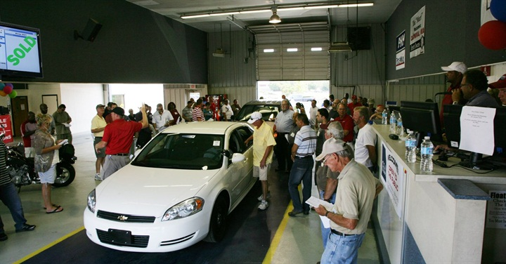 Gsa Auto Auction >> Dealer's Auto Auction Welcomes GSA in Murfreesboro and ...