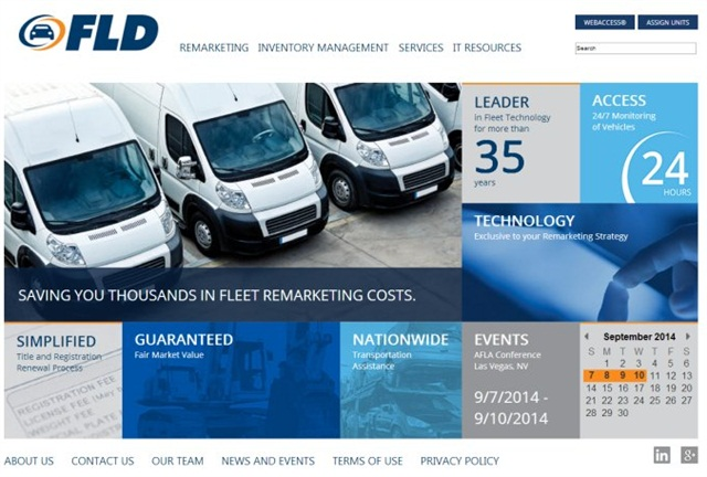 FLD Inc. launched it's new website with an updated design.