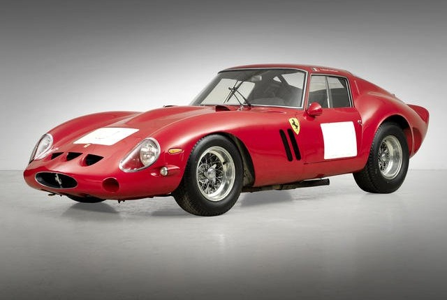 1962-63 Ferrari 250 GTO Berlinetta (PHOTO: Bonhams)