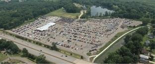 Akron Auto Auction site. (PHOTO: ServNet)
