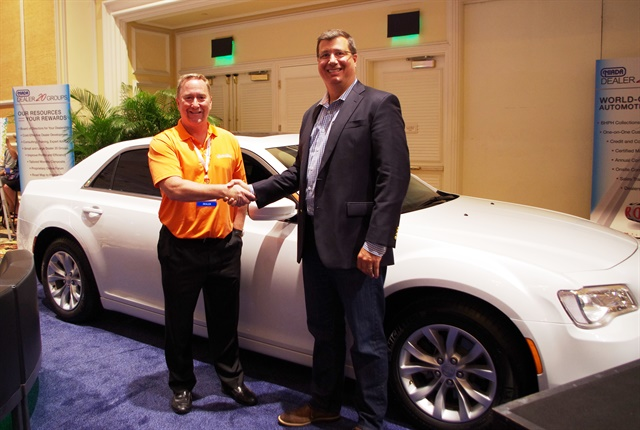 Chrysler 300 Auctioned For Niada Charity News Vehicle