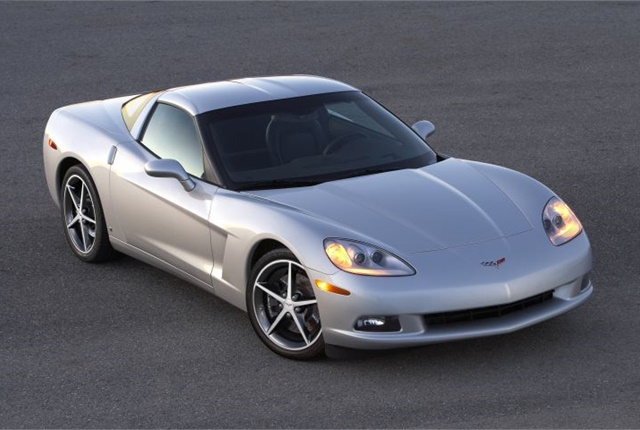 Photo of 2013 Chevrolet Corvette courtesy of GM.