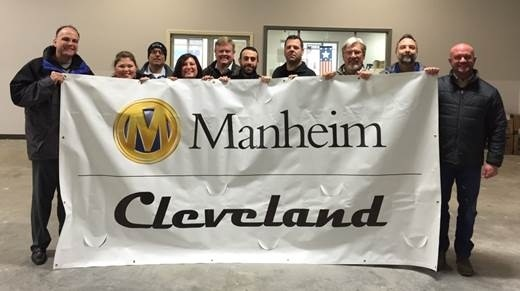 Manheim Cleveland will hold its opening day on March 2, 2016. (PHOTO: MANHEIM)