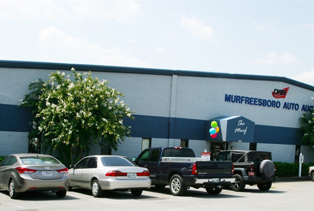 "Dealer's Auto Auction of Murfreesboro, fondly known as ""The Murph"", is expanding their location to include a new reconditioning center and additional dealer parking."