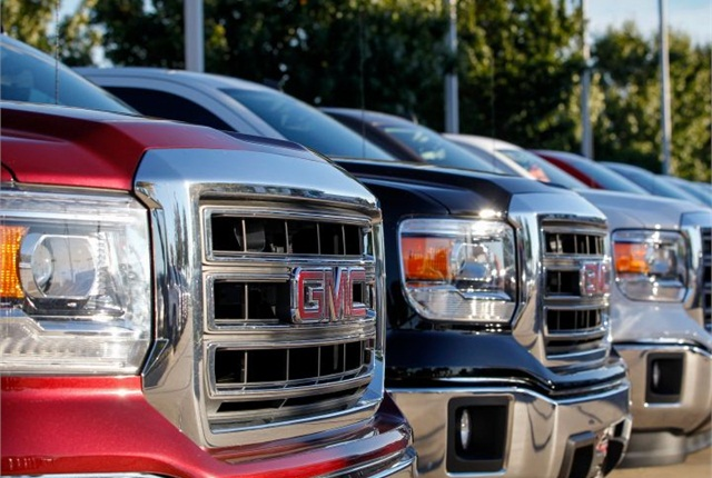 Tagged General Motors Vehicle Remarketing