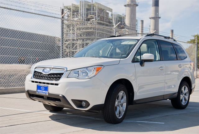 Photo of 2016 Subaru Forester by Vince Taroc.